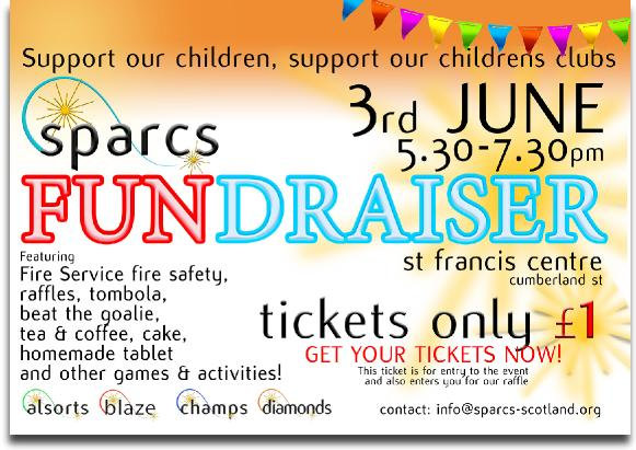 sparcsfundraiserposter